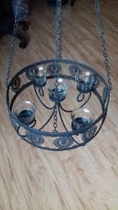 Teelicht Kronleuchter
