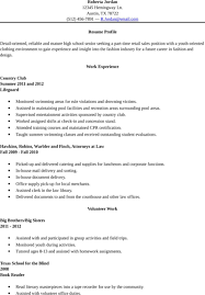 High School Resume Template Word Cool Gallery Of High School Resume Template For Excel Pdf And Word High