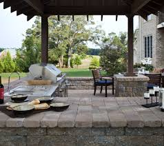 Outdoor Kitchen Countertop How To Choose Outdoor Kitchen Countertops Ideas Tips Install