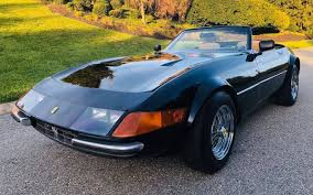 Daytona was built on a. Miami Vice Tribute Ferrari Daytona Spyder Replica Miami Vice Ferrari For Sale Replica Cars