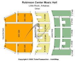 Robinson Center Little Rock Seating Chart Cheap Robinson Center Music Hall Tickets