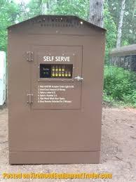 Woodchuck Firewood Vending Machines Extraordinary Firewood Vending Machine General Items General