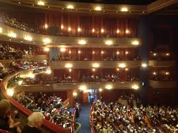 Ordway St Paul Seating Chart Review Of Ordway Center For The Performing Arts Saint Paul Mn