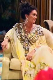 Blog Real Housewives Lisa Vanderpump In A Shahida Parides Kaftan
