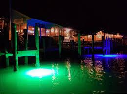 led dock lights. Mega Watt Underwater LED Dock Light 25,000 Lumens 110V (Green) Led Lights