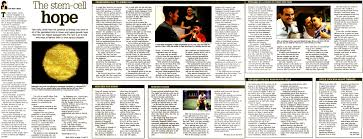 the stem cell the straits times mind your body  click here for jpeg format