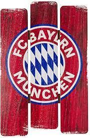ʔɛf tseː ˈbaɪɐn ˈmʏnçn̩), fcb, bayern munich, or fc bayern. Fc Bayern Munchen Holzschild Deko 41 X 28 X 1 5 Cm Amazon De Sport Freizeit