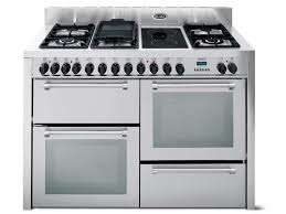 Electric gas stove Stainless Steel 01136px634jpg Ehome Elba Professional 13m Gaselectric Cooker 01136px634