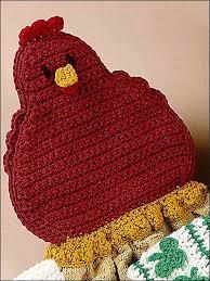Crochet Towel Topper Pattern Classy Chicken Towel Topper Free Crochet Pattern I Crochet So I Dont