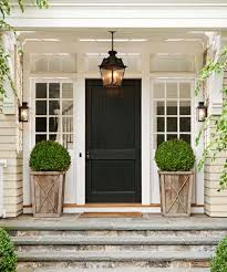 front door lightcurb appeal  Live Your Fun