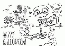 Coloring Pages ~ Colorings Halloween Free Sheets For Kidsfree Prints ...