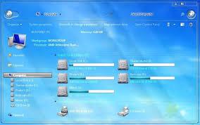 windows theme free download aero glass transparent theme for windows 7