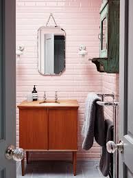 blue and pink bathroom designs. Pink Tiled Bathrooms Brilliant Reasons To Love Retro HGTV S Decorating Within 4 Blue And Bathroom Designs