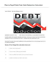 debt reduction calculator snowball snowball effect debt calculator financial yakult co