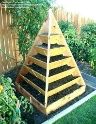 raised bed depth garden vegetable beds soil for tomatoes