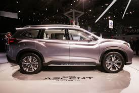 2018 subaru ascent. Fine 2018 Subaru Ascent To 2018 Subaru Ascent