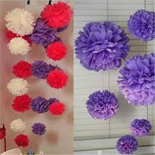 Crepe Paper Flower Balls How To Make Crepe Paper Flower Balls Magdalene Project Org