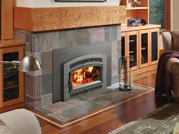33 elite plus arch wood insert the fireplace place pertaining to fireplace inserts wood