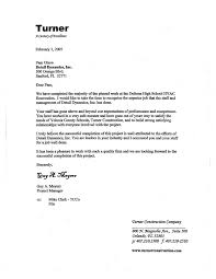 Letter Of Recommendation For Project Manager Detail Dynamics References