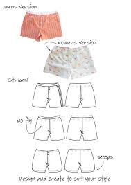 Boxer Pattern Magnificent The Darcy Boxer Shorts Measure Twice Cut Once
