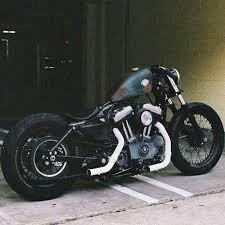 bobber custom chopper motorcycle on instagram
