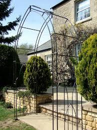 stunning poppy forge gothic garden arch