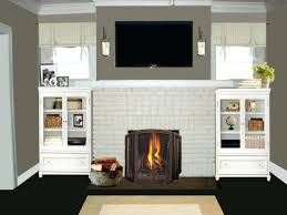 electric fireplaces wood burning stove stoves stand fireplace inserts heater natural gas menards ventless insert
