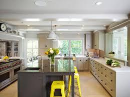 upper cabinet lighting. Concrete Countertops Kitchen With No Upper Cabinets Lighting Cabinet