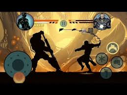 shadow fight 2 titan final boss end credits youtube