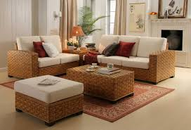 Wicker Living Room Sets Lovely Decoration Rattan Living Room Furniture Pleasant Idea