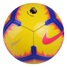 <b>Мяч футбольный NIKE</b> Pitch PL, SC3597-710, размер 4, TPU ...