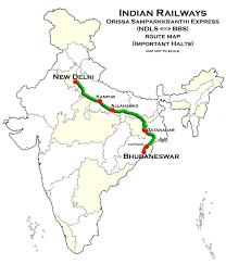Train Bogie Chart Odisha Sampark Kranti Express Wikipedia