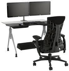 herman miller ergonomic gaming desk
