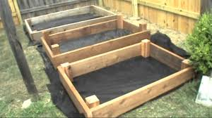 vegetable garden box designs