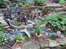 30 diy ideas how to make fairy garden indoor rock garden ideas
