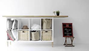 hack ikea furniture. plain hack kallax sideboard hack with ikea sofa legs and wooden tabletop via  wwwcomfort and hack ikea furniture