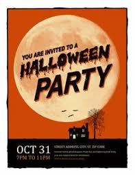 Halloween Dance Flyer Templates 9 Best Halloween Bulletin Boards Flyers Images Halloween