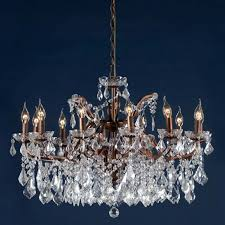 vivianne bronze antique french style chandelier