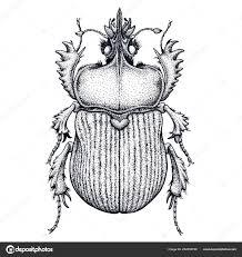татуировка жук скарабей точка работы татуировки насекомое символ