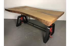 Esstische Hoehenverstellbar Rondo Höhenverstellbarer Tisch ø 90 Cm