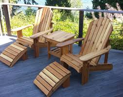 double adirondack chair plans. Chair Adirondack Bar Height Plans Wonderful Double With Table Home Designs Of.