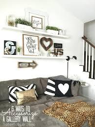 Shelving Ideas For Living Room Enchanting Wall Decor Living R Popular Wall Decor Ideas For Living Room Home