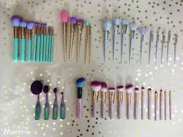 unicorn makeup brushes uses. spectrum collections \ unicorn makeup brushes uses s