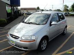 All Chevy chevy aveo 2006 : 2006 Chevrolet Aveo LS Hatchback in Cosmic Silver - 678442 ...