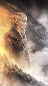 Game Of Thrones Daenerys Dragon Poster ...