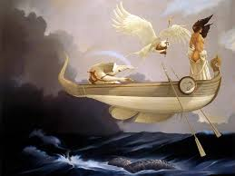 returning home courtesy of michael parkes