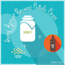 pin honey apricot beeswax cuticle cream from spa week blog