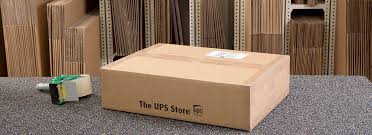Package Delivery Track A The Ups Store Package