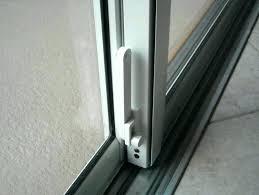 Sliding Patio Door Security Bar Sliding Patio Door Security Bar