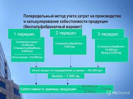 Учет затрат на производство продукции попередельный метод  Диплом учёт затрат на производство и реализацию продукции